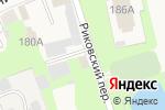Схема проезда до компании Федеральная кадастровая палата Федеральной службы государственной регистрации в Богородске