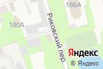 Схема проезда до компании Управление Федеральной службы государственной регистрации, кадастра и картографии по Нижегородской области в Богородске