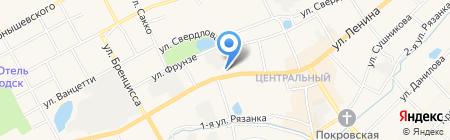 Богородская стоматологическая поликлиника на карте Богородска