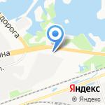 Техноматик на карте Дзержинска
