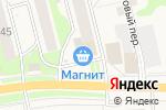 Схема проезда до компании Магазин цветов в Богородске