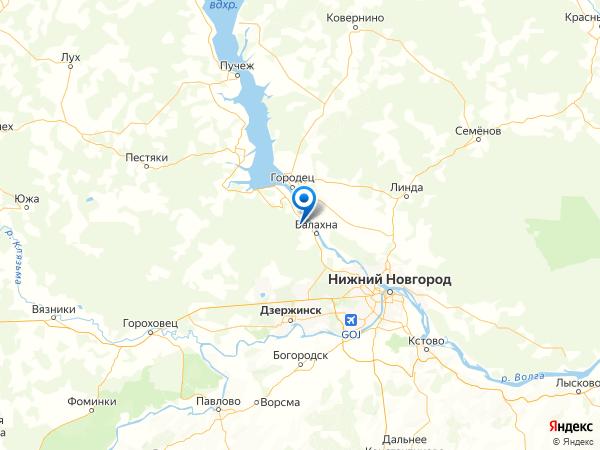 деревня Коробейниково на карте