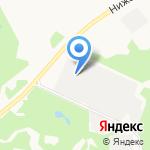 Прайд на карте Дзержинска