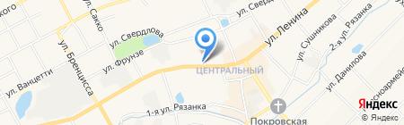 КОМП-АС на карте Богородска
