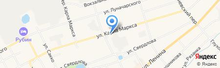 ХИРШ на карте Богородска