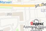 Схема проезда до компании Техинвентаризация в Богородске