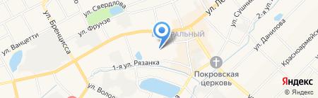 Богородская городская прокуратура на карте Богородска