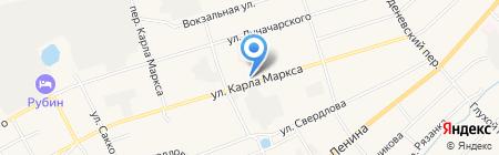 ЛЮКС на карте Богородска