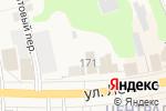 Схема проезда до компании Мастерица в Богородске