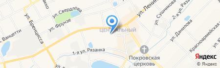 Многофункциональный центр предоставления государственных и муниципальных услуг городского округа город Богородск на карте Богородска