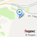 Крона-М на карте Дзержинска