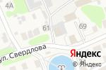 Схема проезда до компании Столовая в Богородске