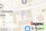 Схема проезда до компании Богородский межшкольный учебный комбинат в Богородске