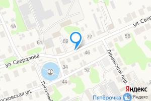 Однокомнатная квартира в Богородске Свердлова ул