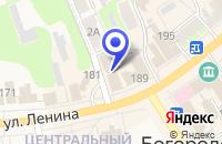 Схема проезда до компании Г. БОГОРОДСК в Богородске