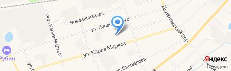 Детский сад №3 на карте Богородска