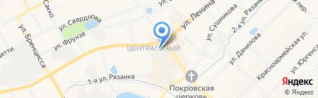 Банкомат Банк Богородский на карте Богородска