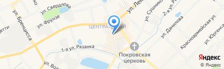 D`modis на карте Богородска