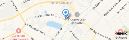 Престиж на карте Богородска