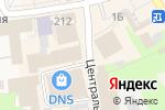 Схема проезда до компании Престиж плюс в Богородске