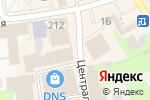 Схема проезда до компании Киоск хлебобулочных изделий в Богородске