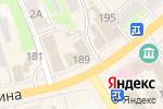 Схема проезда до компании Маленькая страна в Богородске