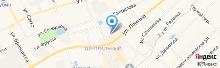 Парикмахерская на карте Богородска