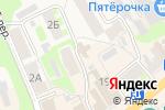Схема проезда до компании Парикмахерская в Богородске