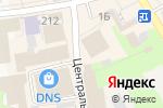 Схема проезда до компании Магазин молочной продукции в Богородске