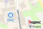 Схема проезда до компании Магазин парфюмерии в Богородске