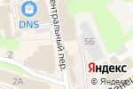 Схема проезда до компании Магазин трикотажных изделий в Богородске