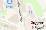Схема проезда до компании Урожай в Богородске