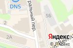 Схема проезда до компании Одежда для окон в Богородске