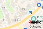 Схема проезда до компании Управление пенсионного фонда РФ в Богородском районе в Богородске