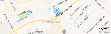 Управление пенсионного фонда РФ в Богородском районе на карте Богородска