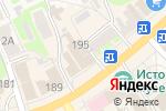 Схема проезда до компании Натали в Богородске