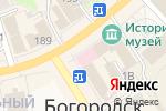 Схема проезда до компании Юлианна в Богородске