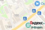 Схема проезда до компании Нотариус Родина О.В. в Богородске