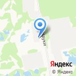 Реал-Дзержинск на карте Дзержинска