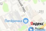 Схема проезда до компании В Кружке в Богородске