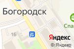 Схема проезда до компании Максавит в Богородске