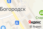 Схема проезда до компании ЗдравСити в Богородске