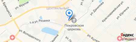 Межрайонная инспекция Федеральной налоговой службы России №7 по Нижегородской области на карте Богородска