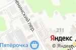 Схема проезда до компании Магазин дверей в Богородске