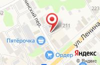 Схема проезда до компании Стройопт в Богородске