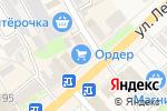 Схема проезда до компании Ордер в Богородске