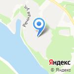 Континент на карте Дзержинска