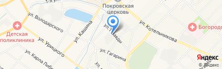 БизнесПрофКонсалт на карте Богородска