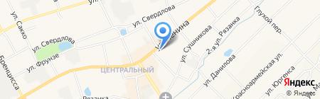 Атриум-Строй на карте Богородска