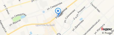 Эвакуатор 152 на карте Богородска